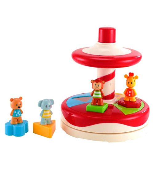ELC Toy Box Carousel