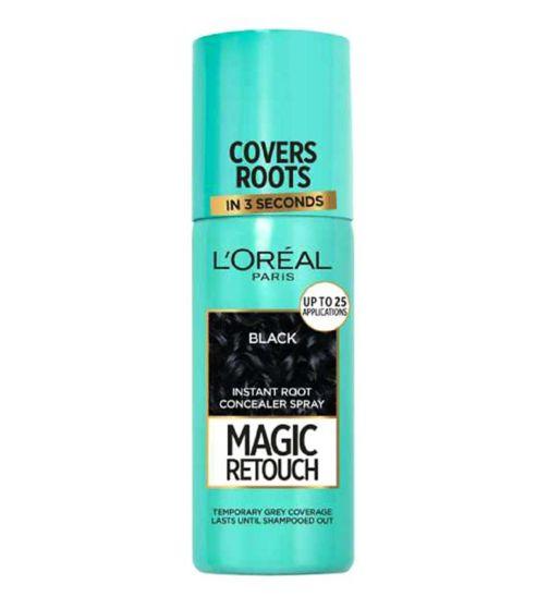 L'Oreal Magic Retouch Spray Black 75ml