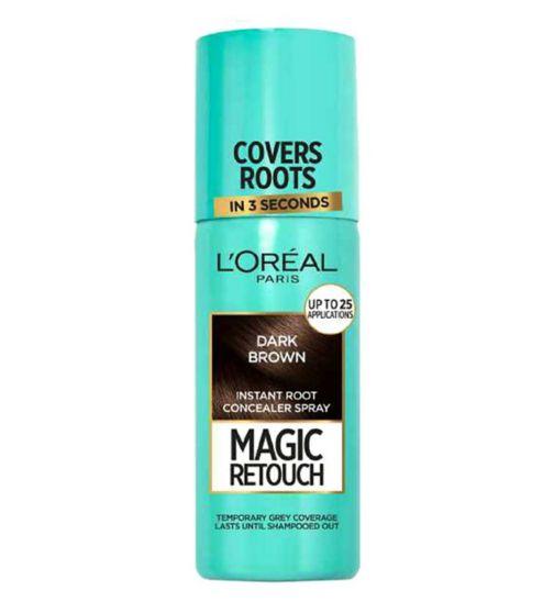 L'Oreal Magic Retouch Dark Brown