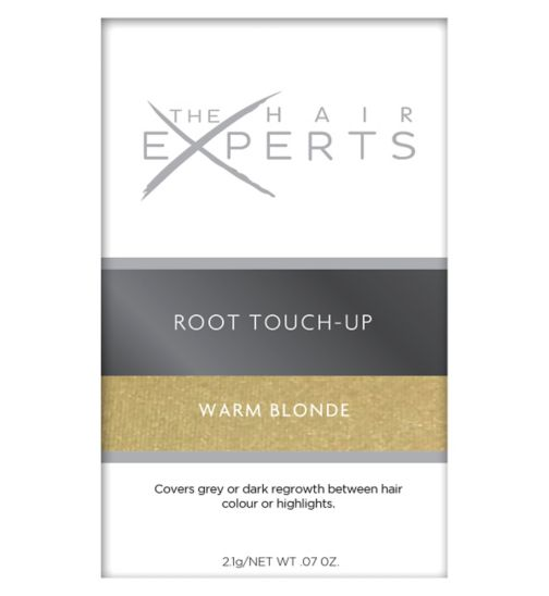 Hair Experts Instant Touch Up Kit Warm Blonde