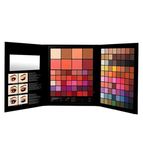 NYX Beauty School Dropout palette alumni