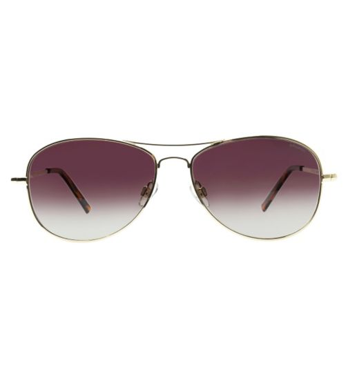 Polaroid Men's PLD1004/S Prescription Sunglasses - Gold