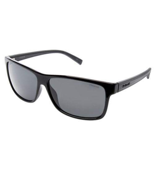 Polaroid Men's PLD2027/S Prescription Sunglasses - Black