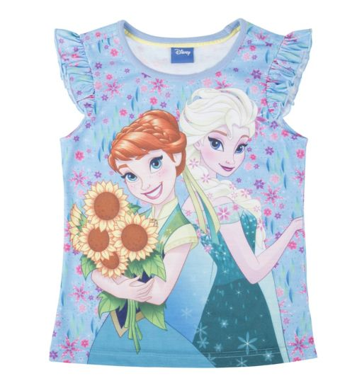 Mini Club Girls T-Shirt Frozen