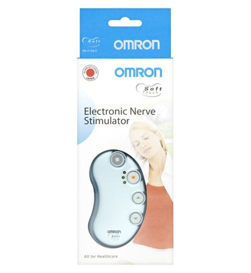 Omron Soft Touch Electronic Nerve Stimulator TENS machine