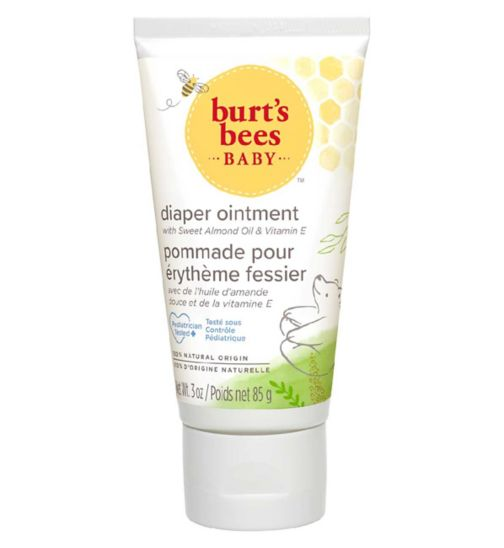 Burt's Bees Baby Bee Diaper Ointment, 85g