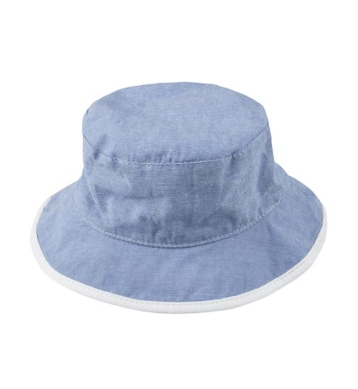 Mini Club Baby Boys Sun Hat Blue