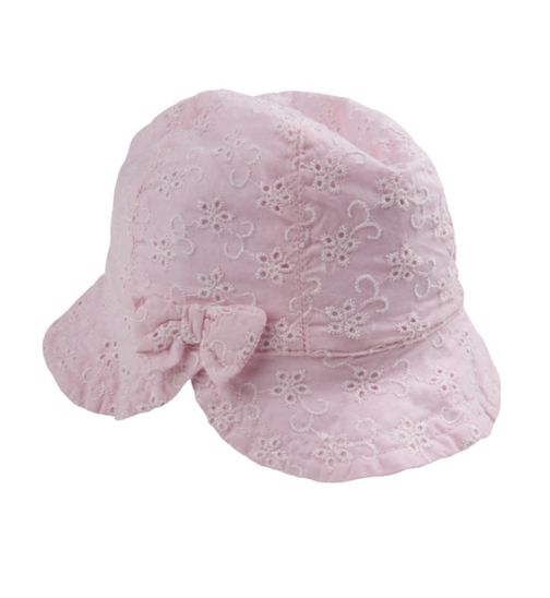 Mini Club Baby Girls Hat Pink