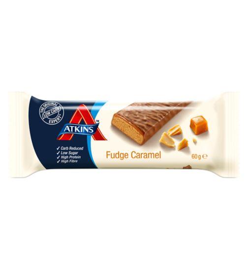 Atkins Fudge Caramel 60g