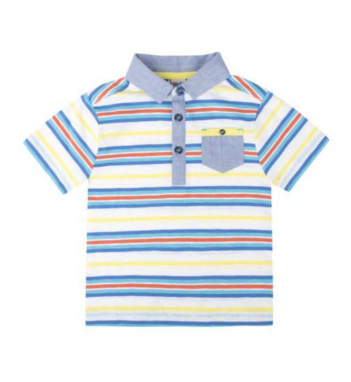 Mini Club Boys Polo Striped