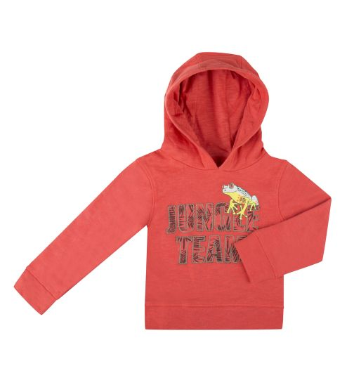 Mini Club Boys Hoodie Orange
