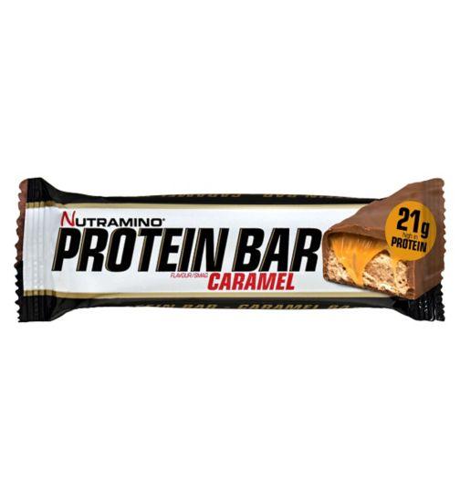 Nutramino Protein Bar - Caramel