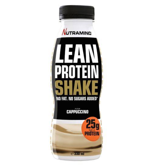 Nutramino Lean Protein Shake - Cappuccino 330ml