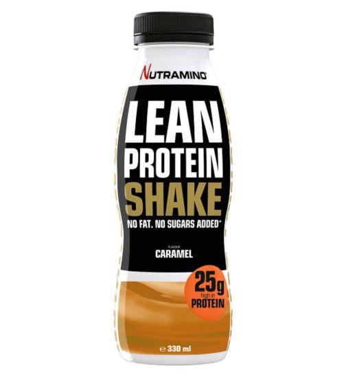 Nutramino Lean Protein Shake - Caramel 330ml