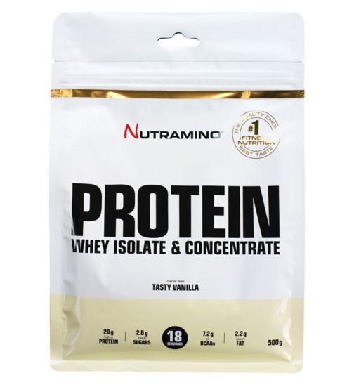 Nutramino Protein - Tasty Vanilla (500g)