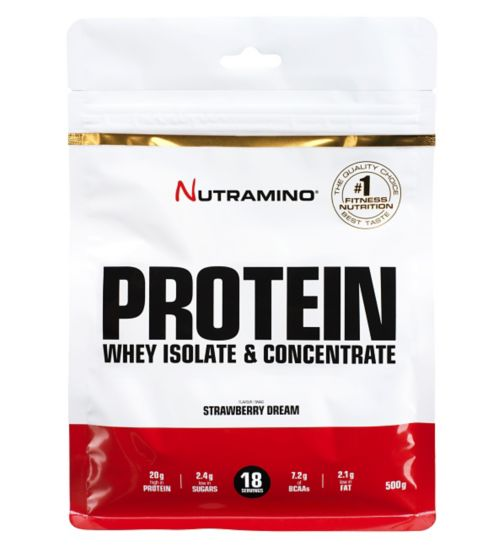 Nutramino Protein - Strawberry Dream (500g)