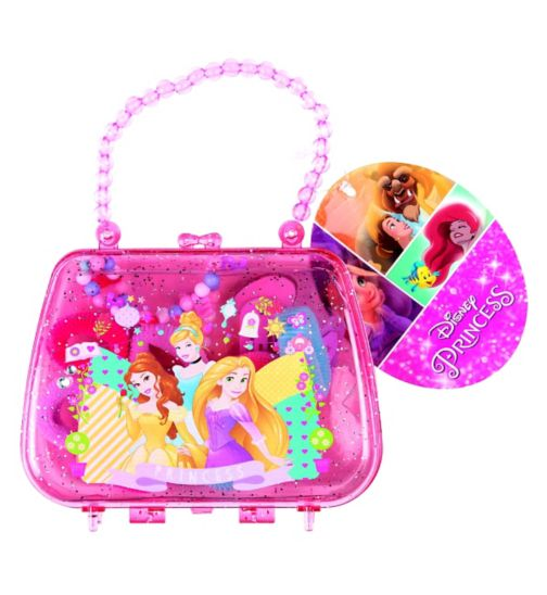 Disney Princess hair accessory bag set
