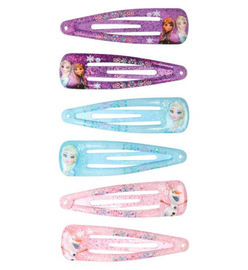 Disney Frozen  printed snap   clips 6s