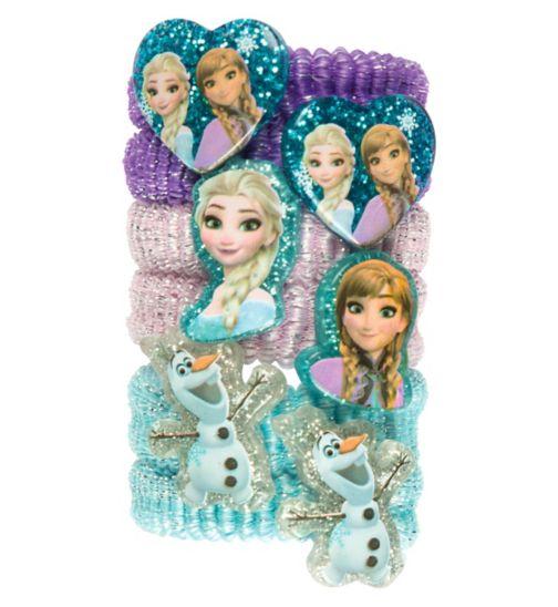 Disney Frozen terry o's elastics 6s