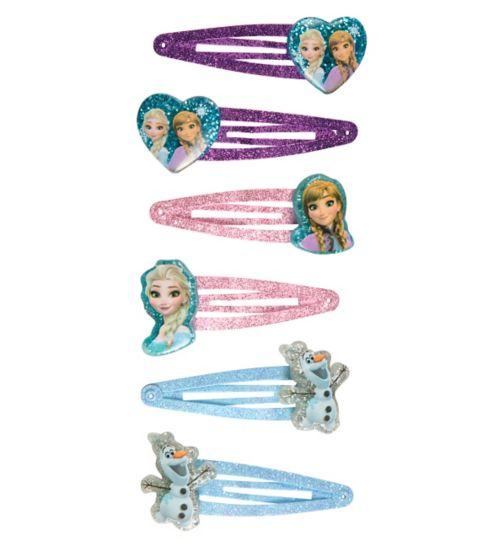Disney Frozen  snap clips 6s
