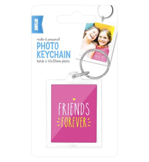 Shot2go Keychain Friends Forever - Pink