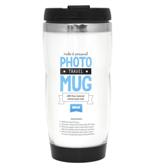 Shot2go Travel Mug