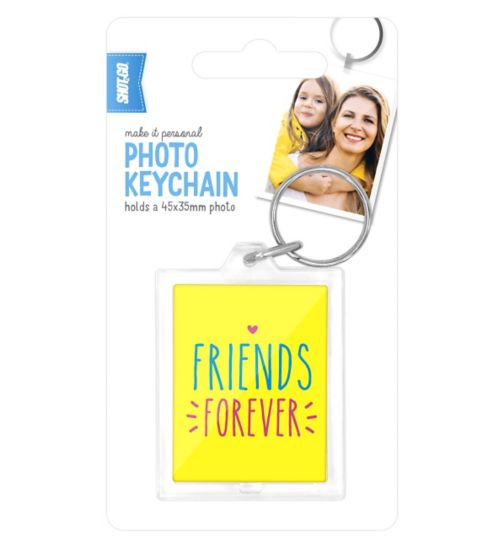 Shot2go Keychain Friends Forever -Yellow
