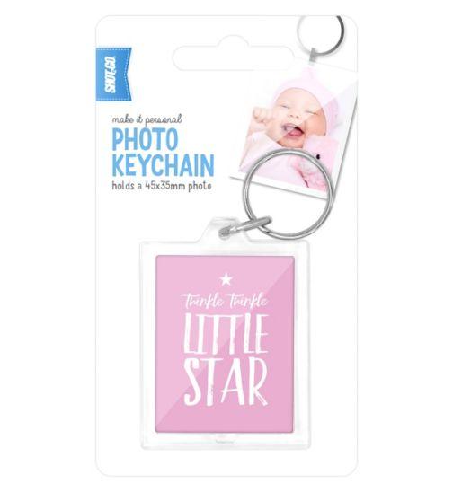 Shot2go Keychain Baby Pink