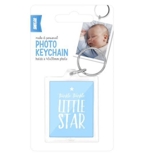 Shot2go Keychain Baby - Blue