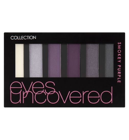 Collection Eyes Uncovered palettes Smokey Purple