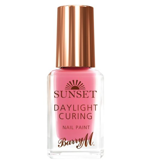 Barry M Sunset nail paint 14 Pinking Out Loud 10ml