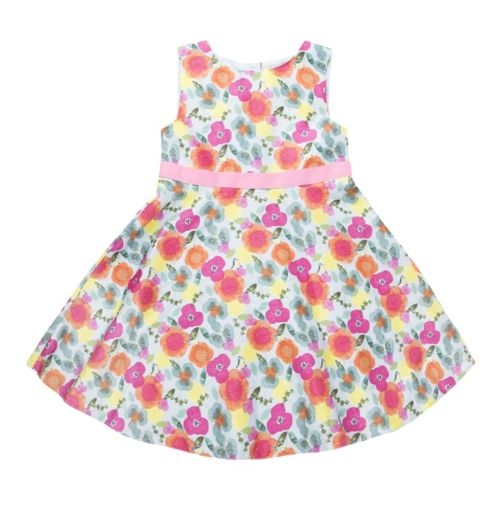 Mini Club Girls Dress Floral