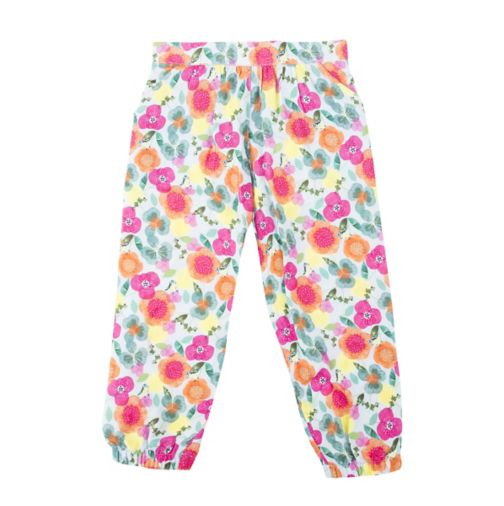 Mini Club Girls Trousers Floral