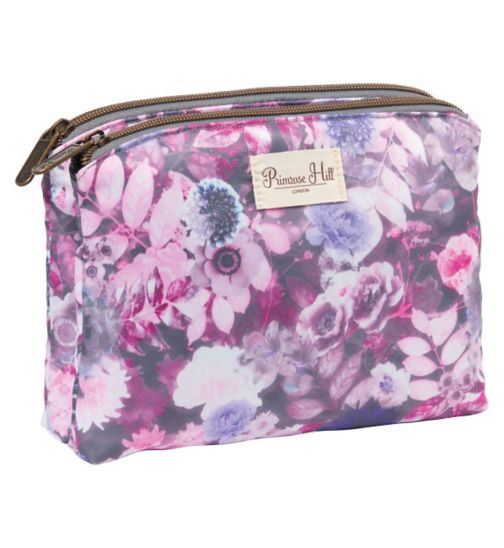 Primrose Hill Floral Double Purse