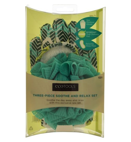 Ecotools 3 Piece Soothe & Relax Set