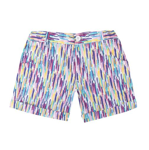 Mini Club Girls Shorts Geo Print