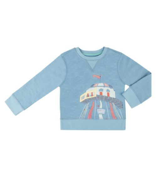 Mini Club Boys Sweater Blue