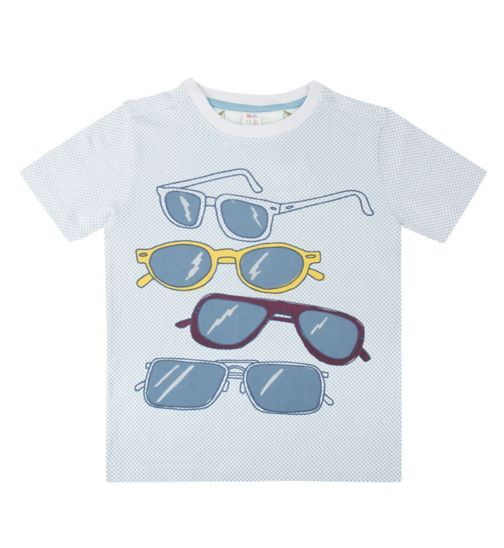 Mini Club Boys T-Shirt Sunglasses