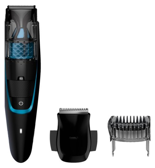 Philips Series 7000 BT7202/13 Vacuum Beard & Stubble Trimmer