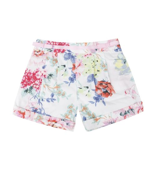 Mini Club Girls Shorts Floral