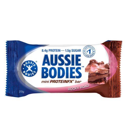 Aussie Bodies Mini ProteinFX Bar - Rocky Road