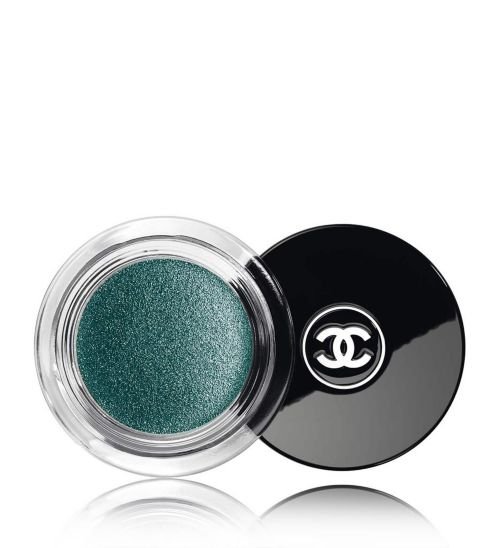 Chanel  powder gel eye griffith green