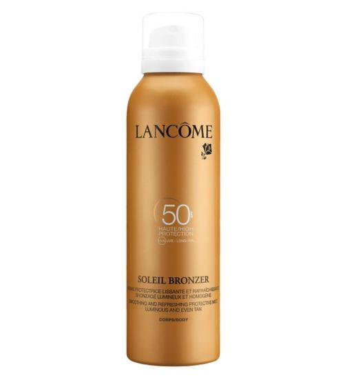 Lancome Soleil Body Bronzer Mist SPF50 200ml
