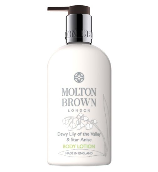 Molton Brown Dewy Lily of the Valley & Star Anise Body Lotion 300ml