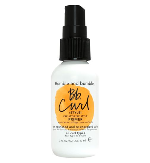Bumble and bumble Curl pre-style/re-style primer 60ml