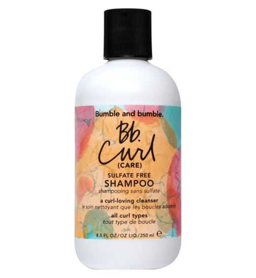 Bumble and bumble Curl sulphate free shampoo
