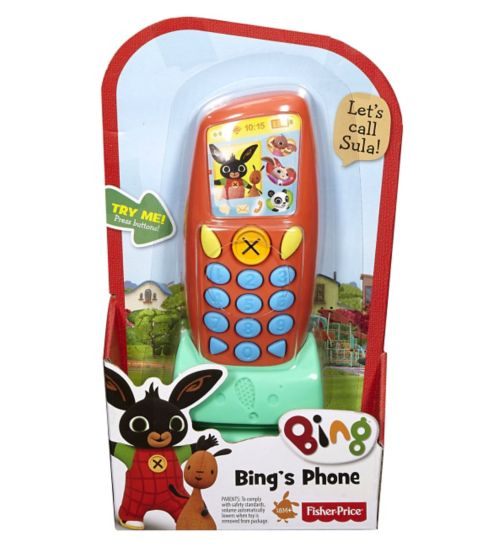 Fisher Price Bing Phone