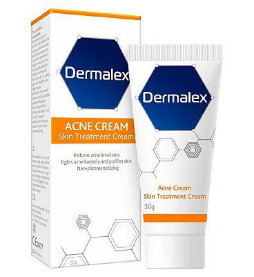 Dermalex Acne Treatment cream - 30g pack