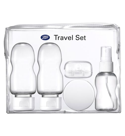 Boots Travel Set
