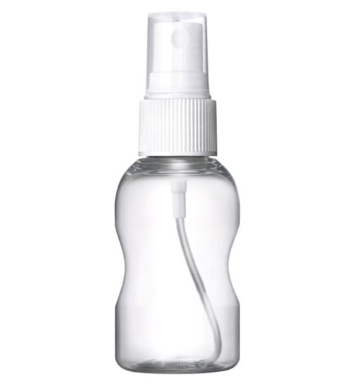 Boots Travel Spray Bottle 60ml